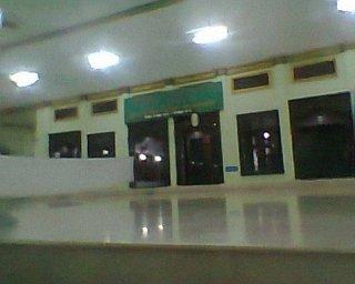 Masjid Syekh Ibrohim Asmoroqondi Palang Tuban